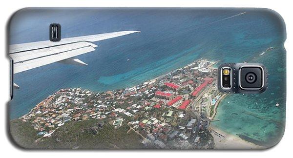 Pelican Key St Maarten Galaxy S5 Case by Christopher Kirby