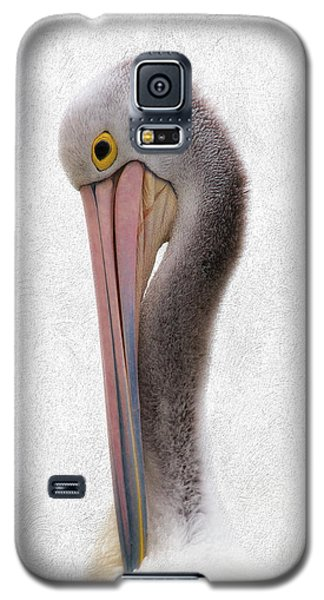 Pelican Portrait 001 Galaxy S5 Case