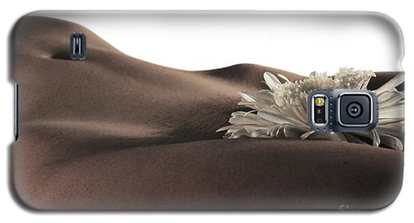 Pelvis Petals Galaxy S5 Case by Robert WK Clark