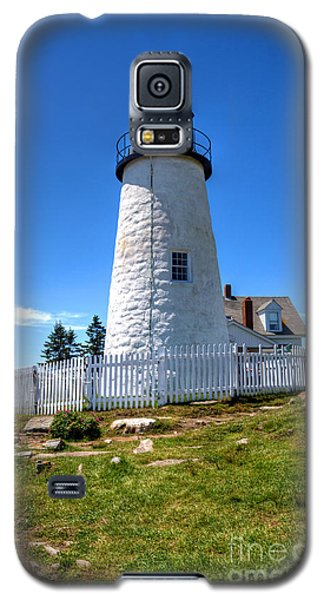 Pemaquid Point Lighthouse Galaxy S5 Case by Adrian LaRoque