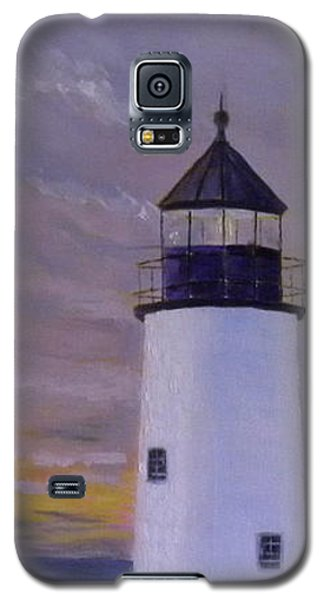 Pemaquid Light Morning Light Galaxy S5 Case