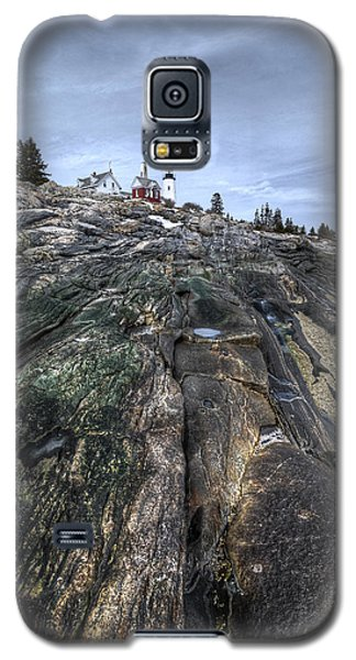 Pemaquid Light Galaxy S5 Case