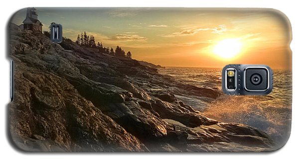 Pemaquid Lighthouse Galaxy S5 Case
