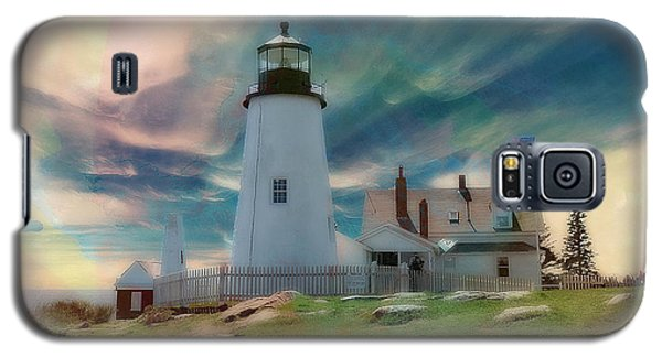 Pemaquid Lighthouse,maine Galaxy S5 Case