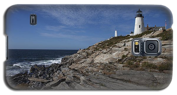 Pemaquid Lightouse Galaxy S5 Case
