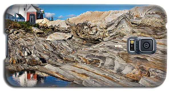 Pemaquid Point  Galaxy S5 Case