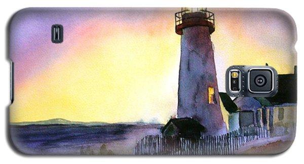 Pemaquid Point Lighthouse Maine Galaxy S5 Case