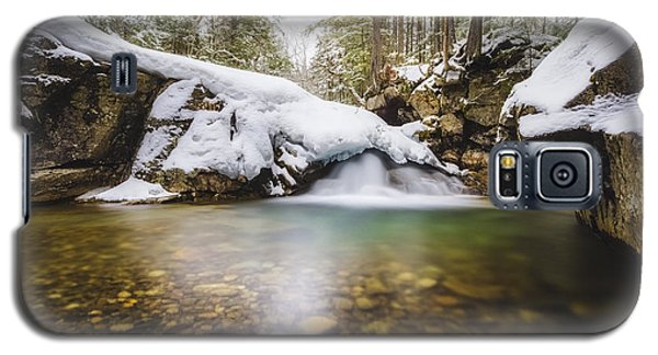 Galaxy S5 Case featuring the photograph Pemigewasset River by Robert Clifford