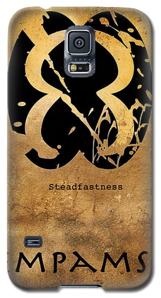 Pempamsie Adinkra Symbol Galaxy S5 Case by Kandy Hurley
