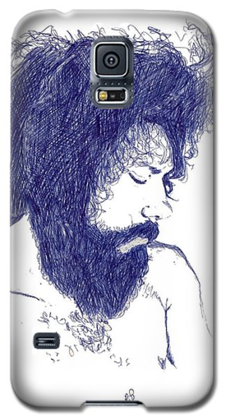 Pen Portrait Galaxy S5 Case