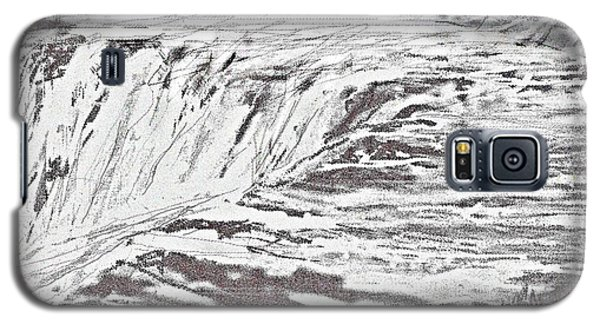 Pencil Falls Galaxy S5 Case