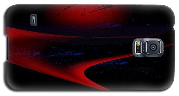 Penman Original-347 Cosmic Curve Galaxy S5 Case by Andrew Penman