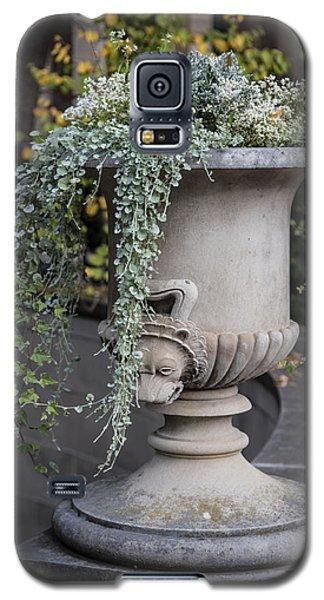 Penn State Flower Pot  Galaxy S5 Case by John McGraw