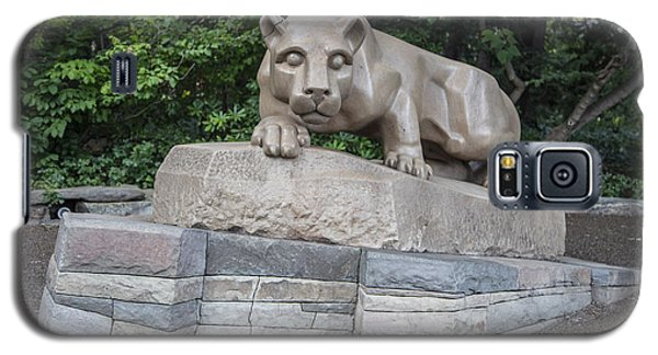 Penn Statue Statue  Galaxy S5 Case by John McGraw