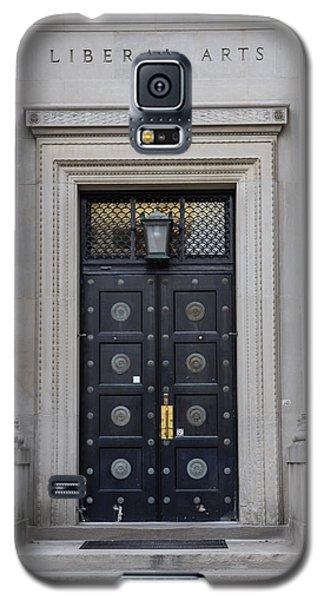 Penn State University Liberal Arts Door  Galaxy S5 Case by John McGraw
