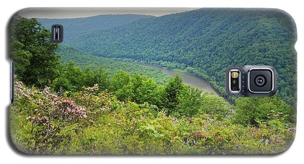 Pennsylvania Mountain Outlook Galaxy S5 Case by Andrea Hazel Ihlefeld