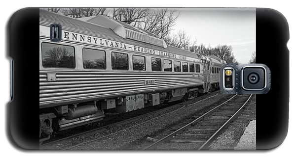 Pennsylvania Reading Seashore Lines Train Galaxy S5 Case
