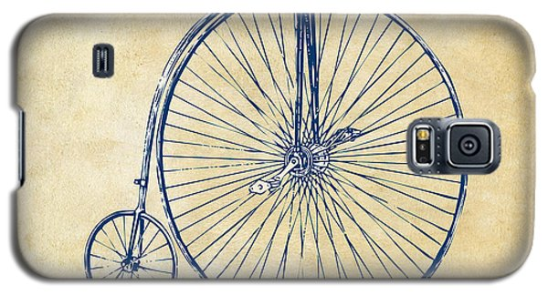 Penny-farthing 1867 High Wheeler Bicycle Vintage Galaxy S5 Case