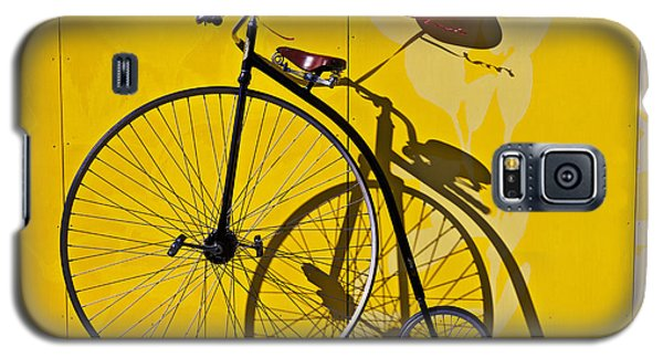 Transportation Galaxy S5 Case - Penny Farthing Love by Garry Gay