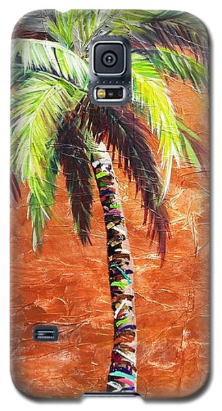 Penny Palm Galaxy S5 Case by Kristen Abrahamson