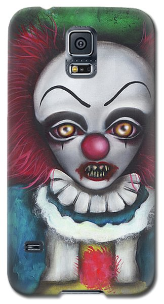 Pennywise Galaxy S5 Case by Abril Andrade Griffith
