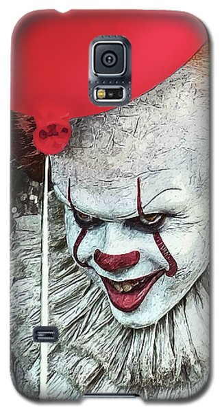 Pennywise Galaxy S5 Case