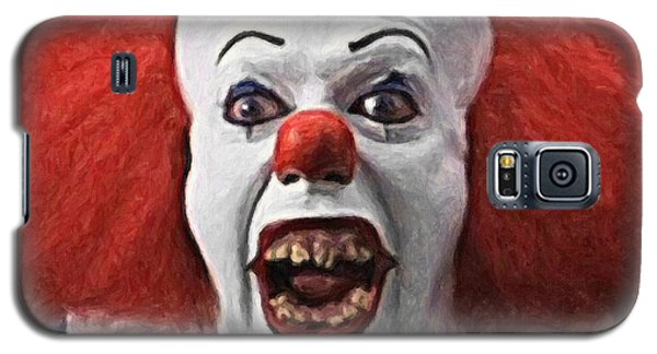 Pennywise The Clown Galaxy S5 Case