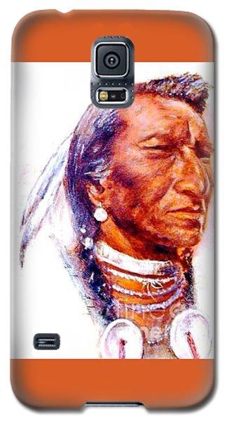 Pensive Galaxy S5 Case
