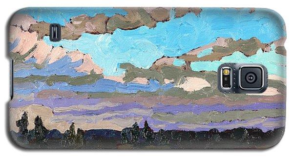Pensive Clouds Galaxy S5 Case