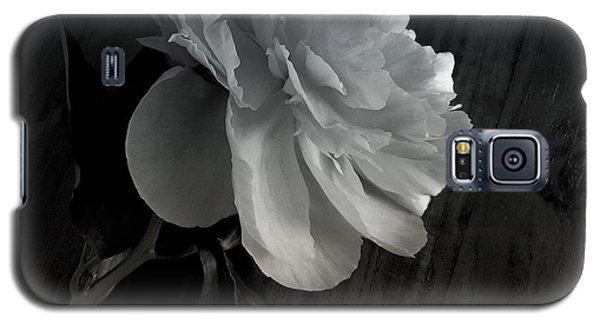Peonie Galaxy S5 Case by Sharon Jones