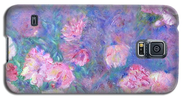 Peonies Galaxy S5 Case
