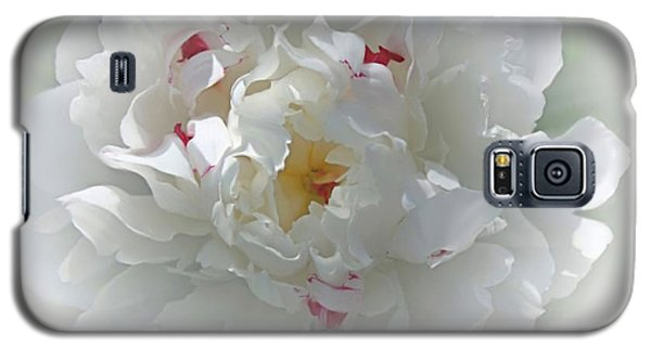 Galaxy S5 Case featuring the photograph Peony by Bonnie Willis