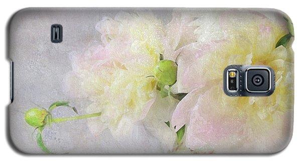 Peony Bouquet Galaxy S5 Case