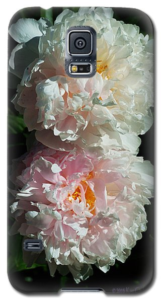 Peony Duo Galaxy S5 Case