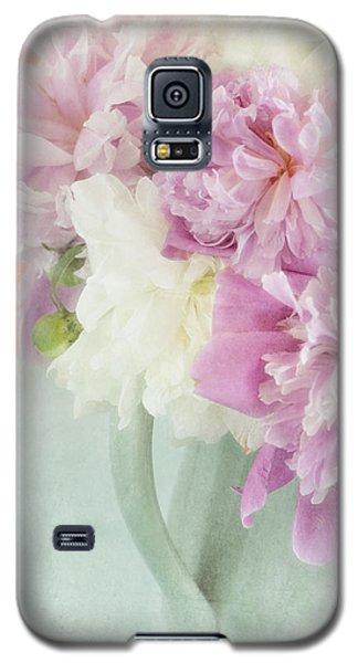 Peony Sorbet Galaxy S5 Case