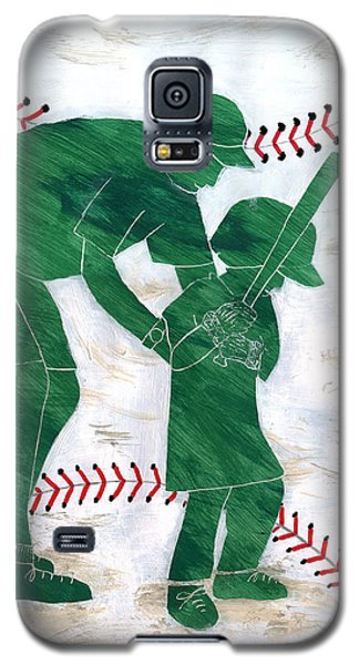 People At Work - The Little League Coach Galaxy S5 Case