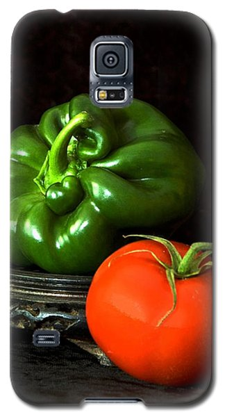 Pepper And Tomato Galaxy S5 Case