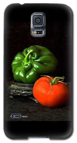 Pepper And Tomato Galaxy S5 Case