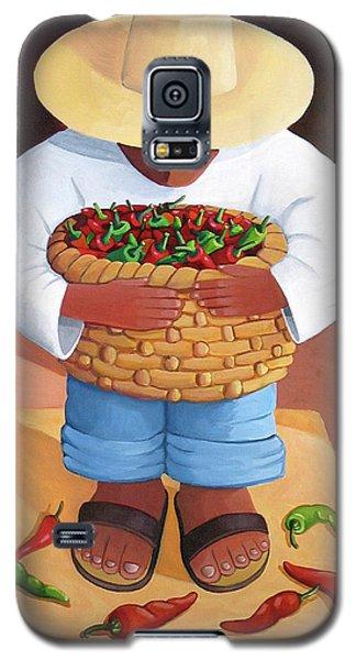 Pepper Boy Galaxy S5 Case