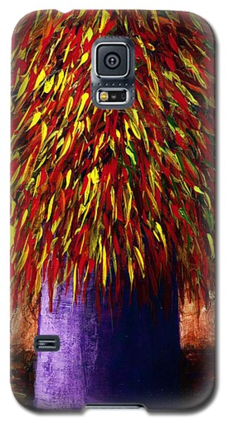 Peppered  Galaxy S5 Case