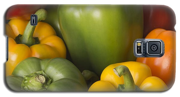 Galaxy S5 Case featuring the photograph Peppered Delight by Laura Pratt
