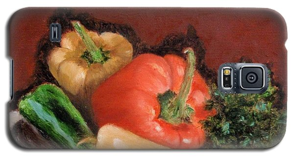 Peppers And Parsley Galaxy S5 Case
