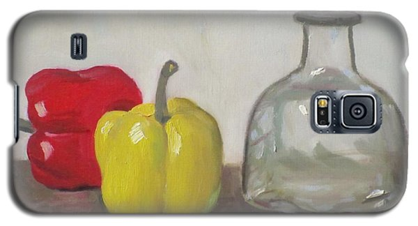 Peppers And Tequila Bottle Galaxy S5 Case