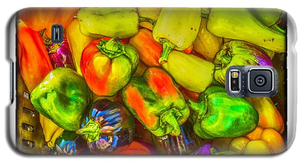 Peppers Galaxy S5 Case by R Thomas Berner