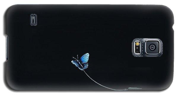 Per  Se  Ver  Ance Galaxy S5 Case by Edwin Alverio