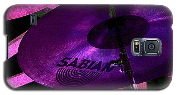Galaxy S5 Case featuring the photograph Percussion by Lori Seaman