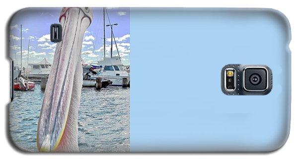 Percy The Pelican Galaxy S5 Case