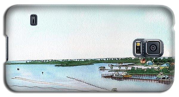 Perdido Key Bay Galaxy S5 Case