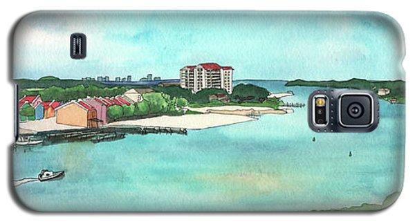Perdido Key River Galaxy S5 Case