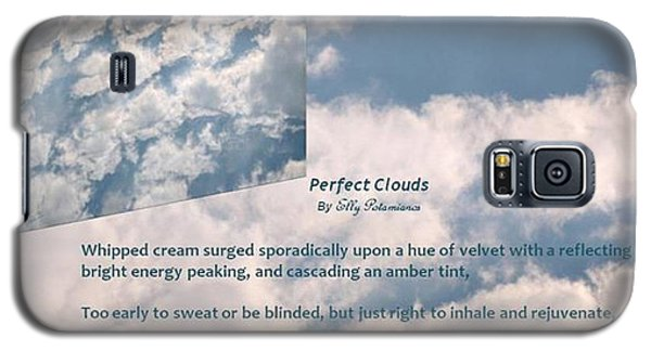 Perfect Clouds Galaxy S5 Case